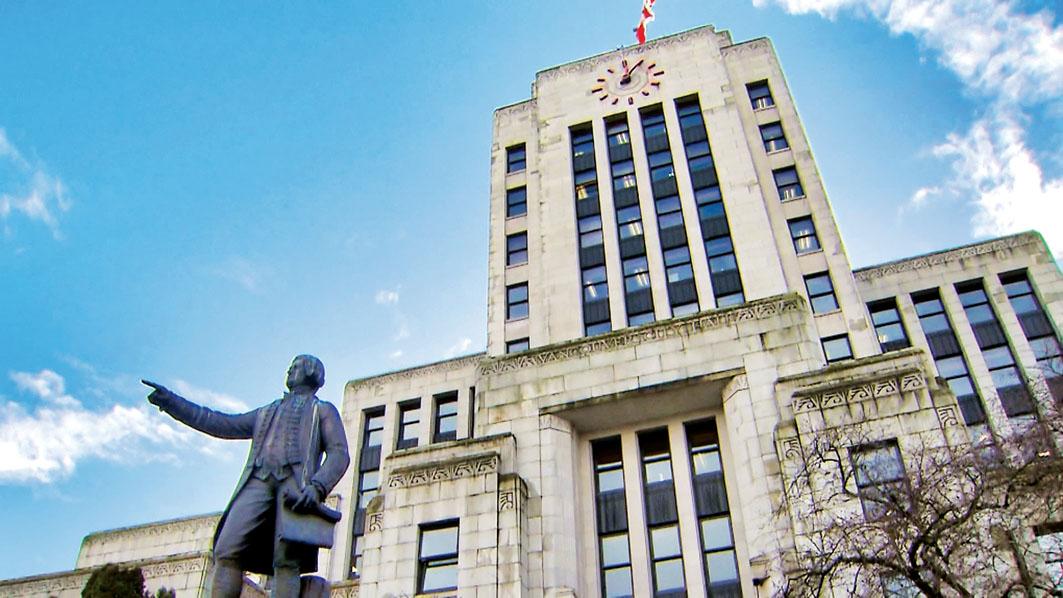 ■温市政府发出声明,谴责新冠疫情期间的种族主义行为。CTV